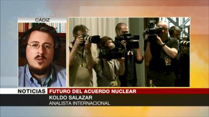 Salazar: Actividades nucleares de Irán no tienen fines bélicos