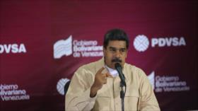 Maduro atribuye corrupción en PDVSA a infiltración de EEUU