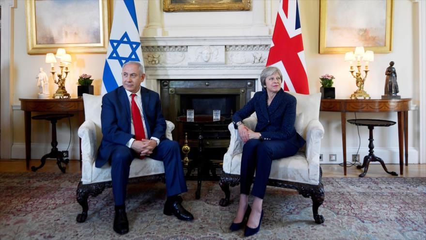 El Reino Unido decepciona a Netanyahu sobre el acuerdo nuclear iraní