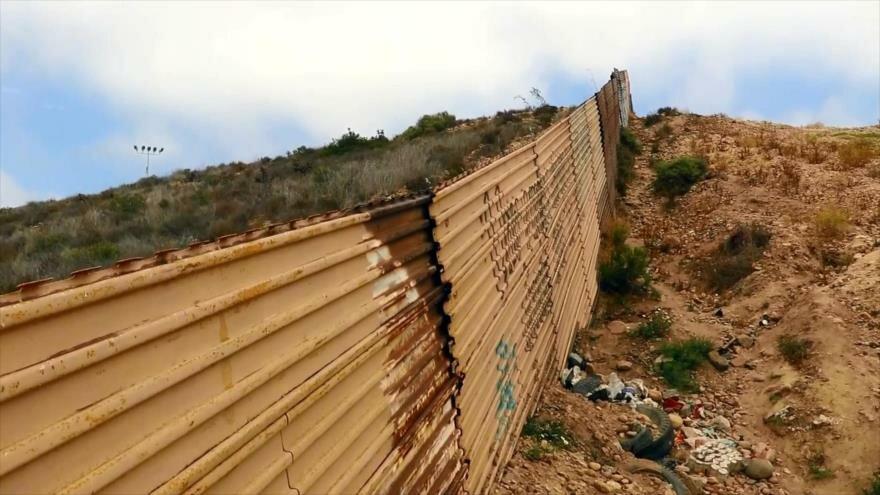 EEUU reemplazará el primer muro fronterizo con México