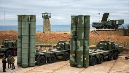 Vídeo: Rusia maniobra con sistema antimisiles S-400 en Crimea
