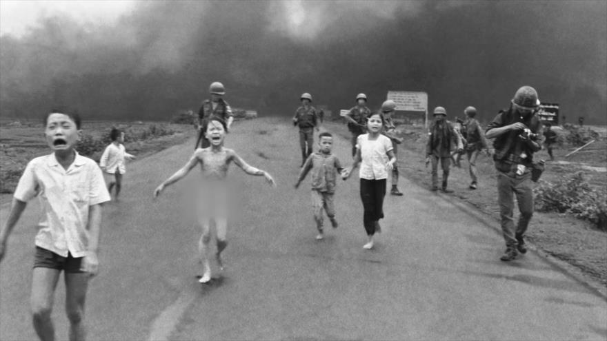 Fotos que sacuden al mundo: La Niña del Napalm