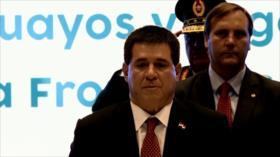 Futuro incierto para el presidente de Paraguay