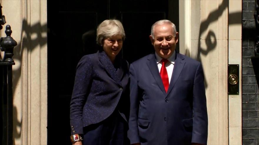 Netanyahu termina su visita a Europa sin el apoyo esperado