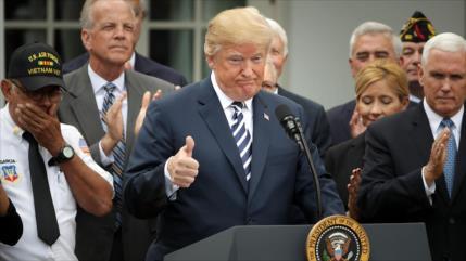 Congresistas republicanos retan a Trump por tema de aranceles