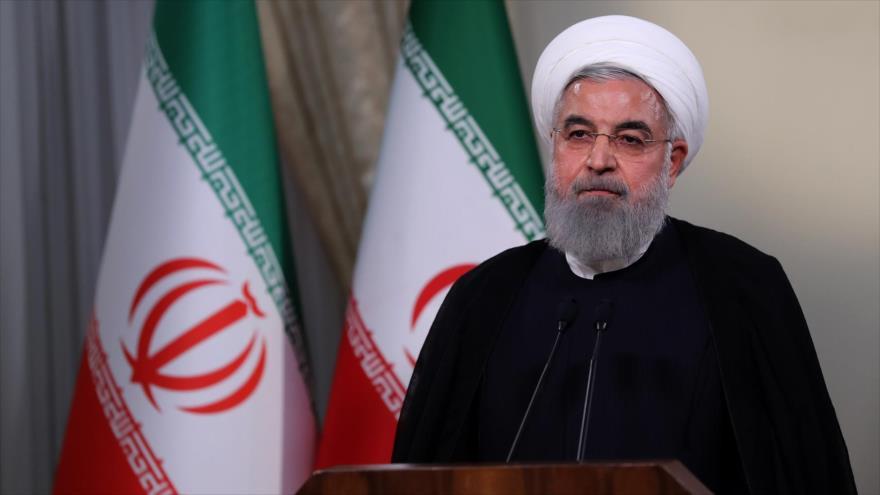 Rohani: Está cerca liberación de Al-Quds y rezo en mezquita de Al-Aqsa