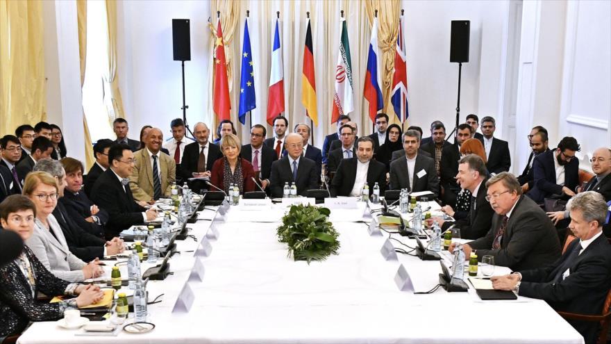 Se celebra 1.ª comisión de expertos del acuerdo nuclear en Teherán