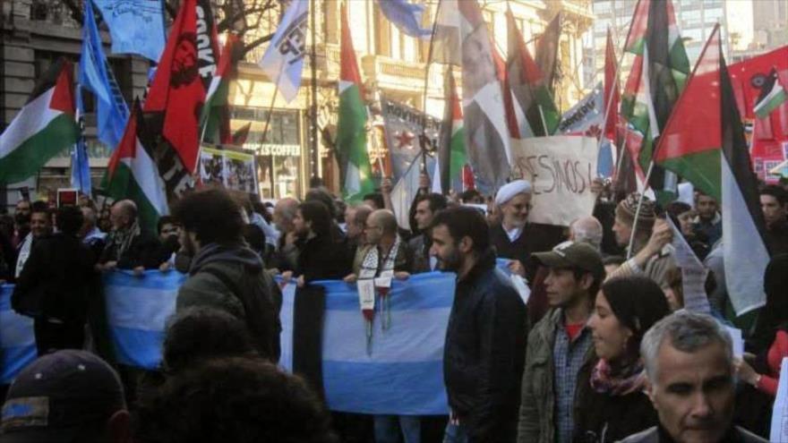 Latinoamericanos acudirán a marchas del Día Mundial de Al-Quds