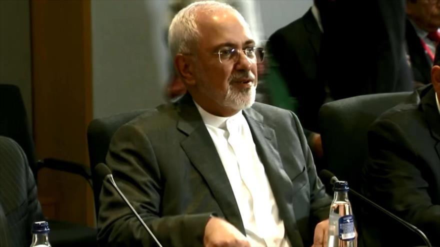 Irán pide compensar sanciones de EEUU para salvar acuerdo nuclear