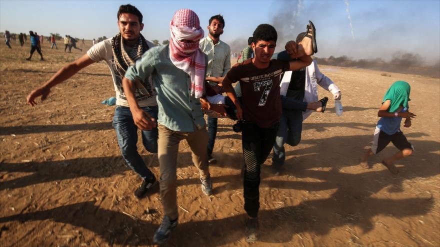'Retirar apoyo a Intifada palestina es una traición inolvidable'