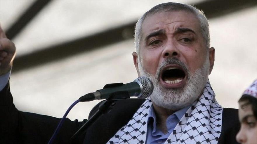 HAMAS: Palestinos seguirán su lucha hasta derribar bloqueo israelí