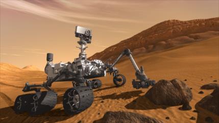 Descubren más señales de posibilidad de vida en Marte
