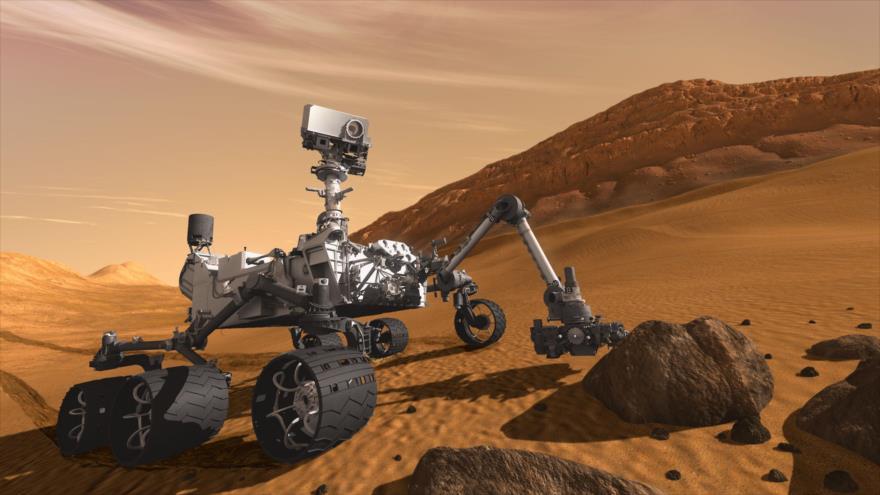 Descubren más señales de posibilidad de vida en Marte | HISPANTV