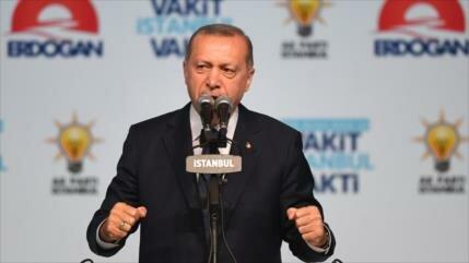 Erdogan: Turquía está lista para atacar el norte de Irak