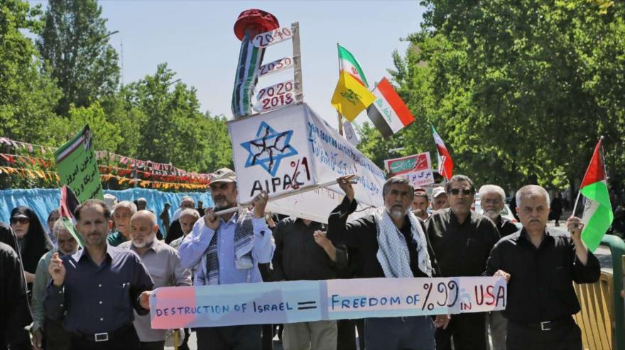 Comunicado del Día Mundial de Al-Quds en solidaridad con Palestina