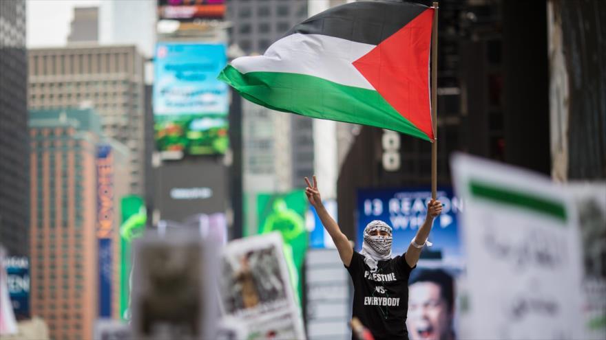 Norteamericanos participarán en marchas del Día de Al-Quds