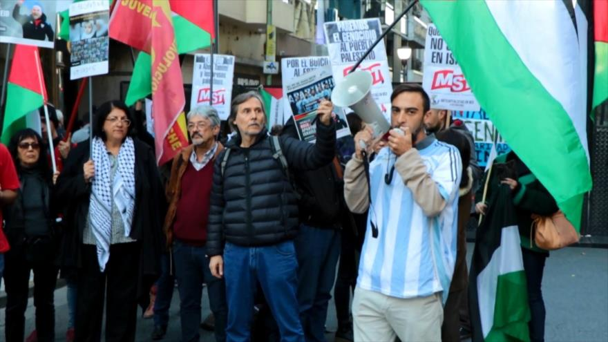 BDS de Argentina celebra cancelación de partido con Israel en Al-Quds