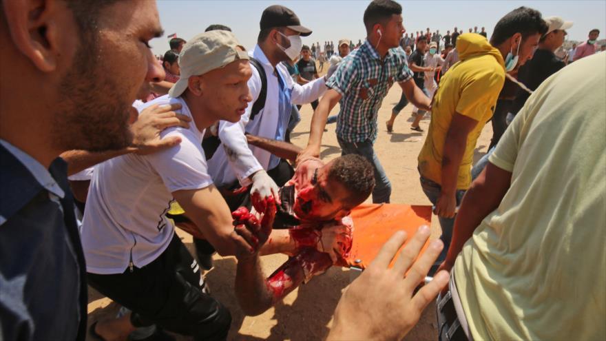 Nuevos enfrentamientos en la Franja de Gaza: cuatro muertos y 618 heridos