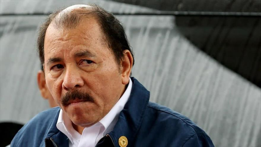 Presidente de Nicaragua trata de resolver reinicio del diálogo