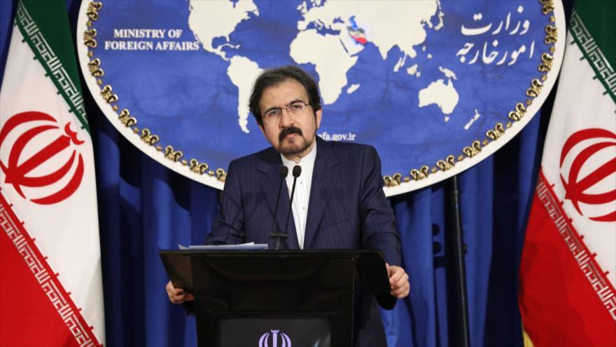 Irán a Trump: No nos rendiremos a las 'bravuconerías' de EEUU