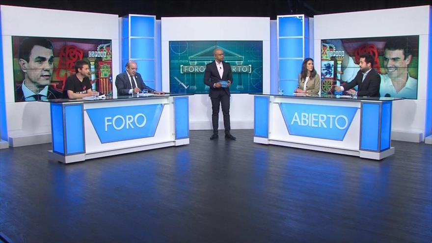 Foro Abierto; España: presentan nuevo Gobierno