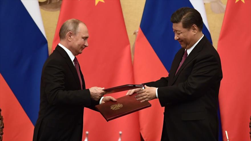 Rusia y China coordinan planes para Siria tras el conflicto