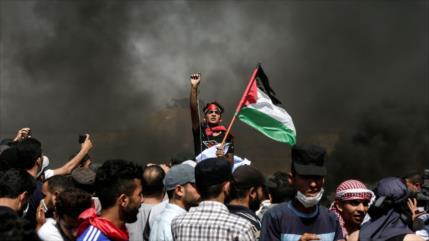 'Es inminente victoria definitiva de los palestinos ante Israel'