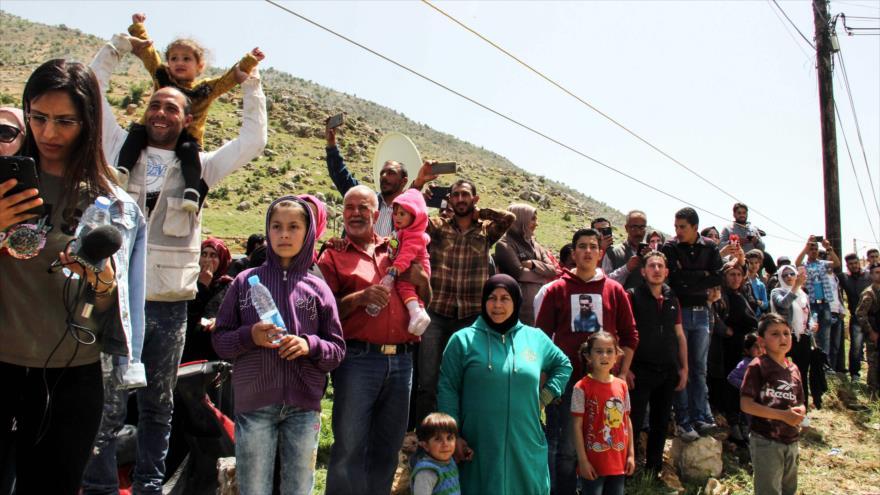 El Líbano toma medidas contra ACNUR por 'intimidar' a refugiados sirios