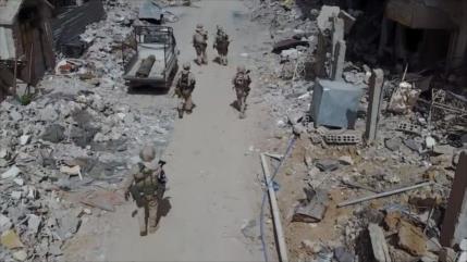 Fuerzas rusas patrullan Guta Oriental para garantizar seguridad