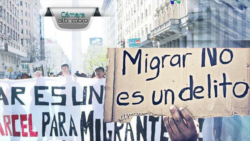 Cámara al Hombro: El endurecimiento de la política migratoria en Argentina