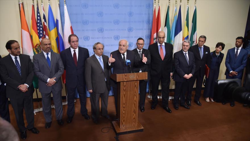 Palestina llama a ONU a adoptar una resolución contra Israel