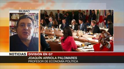 Joaquín Arriola: No hay visión compartida entre miembros de G7