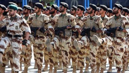 Irán desarticula a grupo terrorista en la frontera noroccidental
