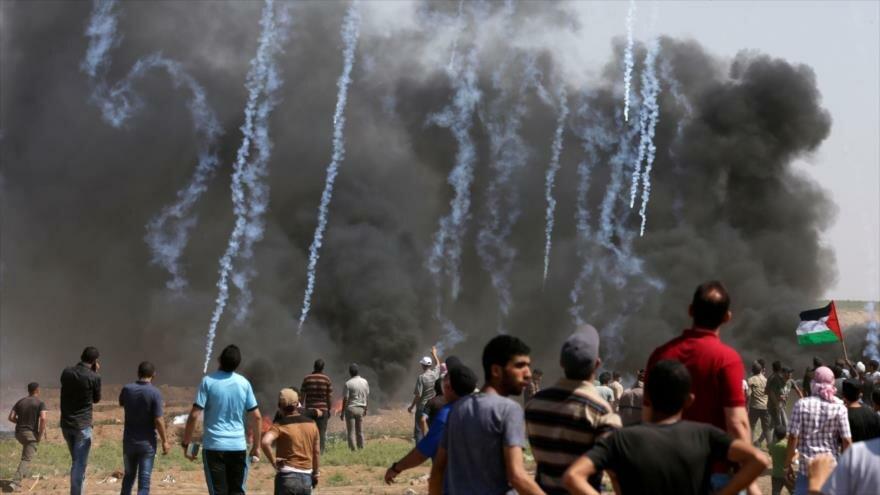 Crean conflictos en la zona para enterrar la causa palestina