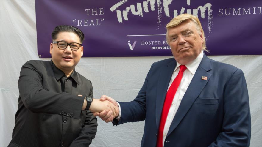 Mike Pompeo informa a China sobre cumbre Kim-Trump