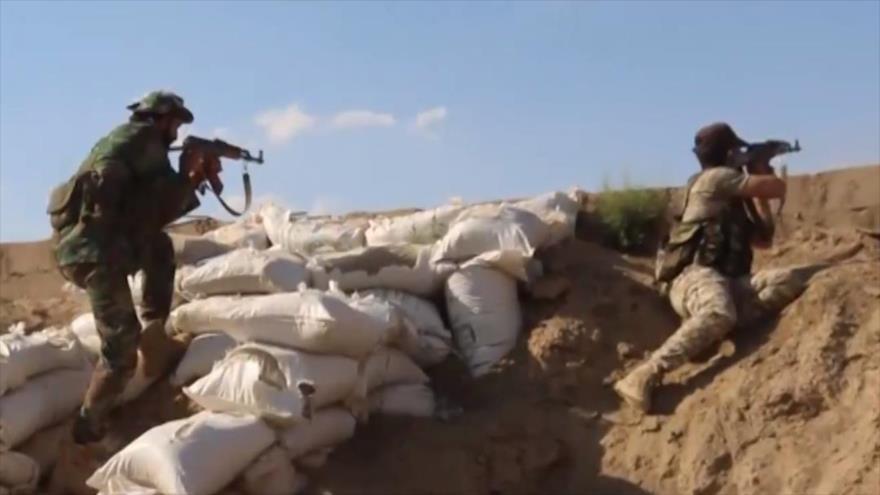 Vídeo: Siria impide que Daesh retome Abu Kamal