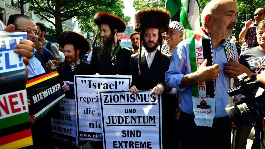 Sondeo: Día Mundial de Al-Quds impide la desaparición de Palestina
