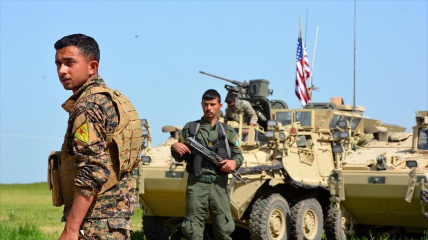 EEUU envía 250 coches blindados a kurdos sirios desde el norte de Irak