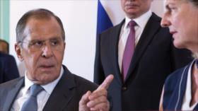 Lavrov: Rusia no ha pedido volver al G8, el futuro es el G20
