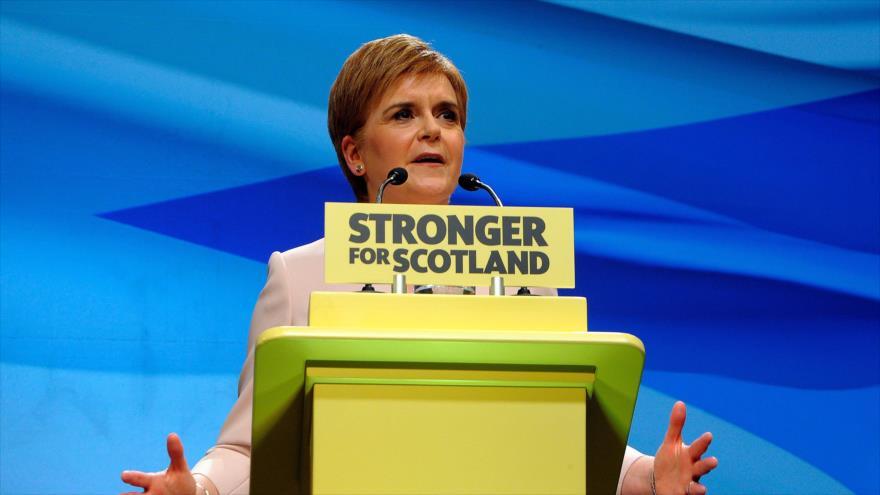 Sturgeon: Escocia está cerca de su independencia del Reino Unido | HISPANTV