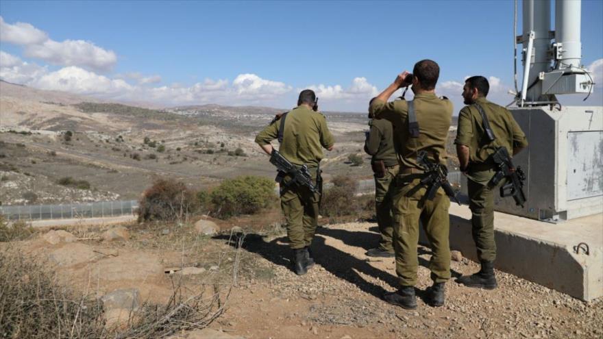 Israel lanza maniobras sorpresa en Golán en plena tensión con Siria