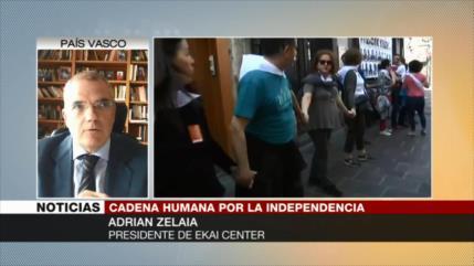 Zelaia: Independentismo vasco ha resurgido tras disolución de ETA