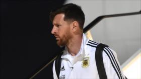 Messi denuncia que había órdenes de Madrid de 'atacarlo'