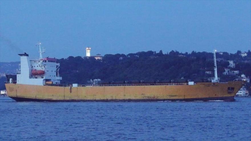 Rusia envía a base siria de Tartus buque cargado de armamento
