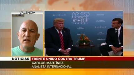 Martínez: Guerra comercial de EEUU dañará a sus multinacionales