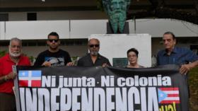 Miles de puertorriqueños marchan por independizarse de EEUU