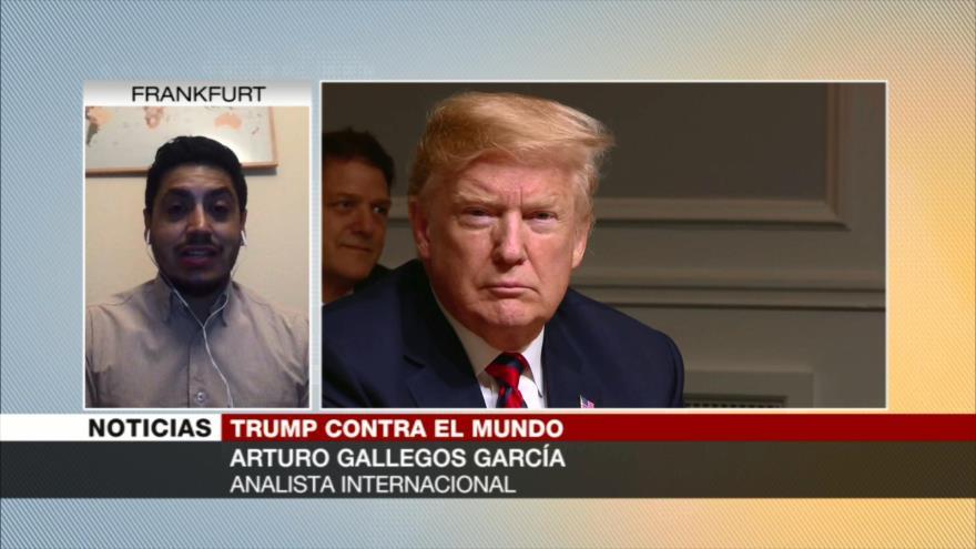 Arturo Gallegos: G7 aumenta el nivel de desconfianza hacia EEUU