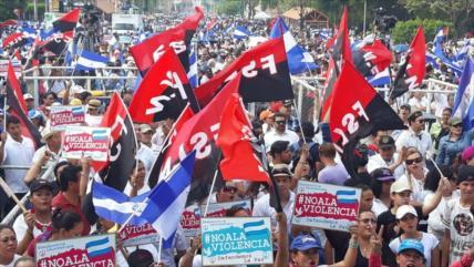 Venezuela acusa a EEUU de estar detrás de protestas Nicaragua