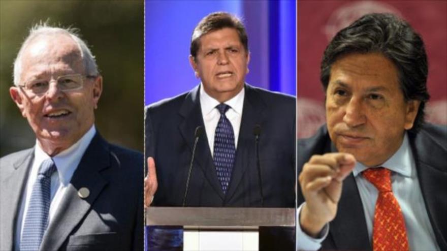 Expresidentes de Perú enfrentan investigación por caso Odebrecht | HISPANTV