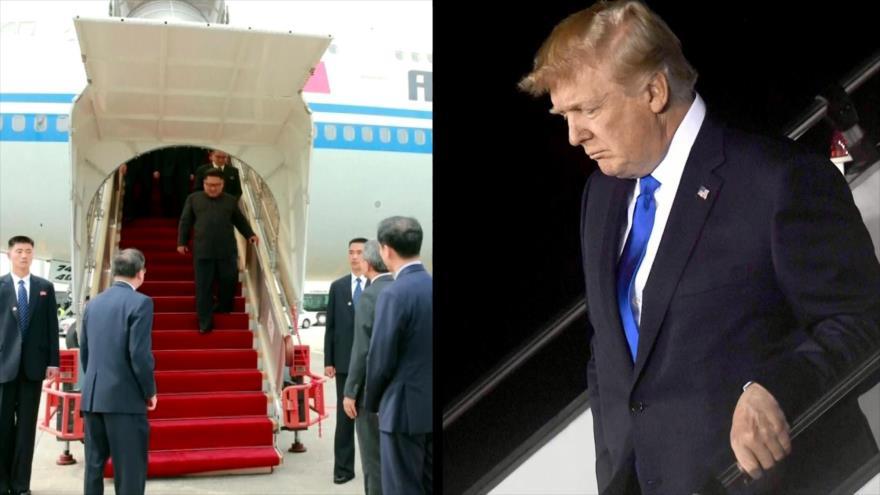 Singapur, listo para celebrar reunión entre Trump y Kim